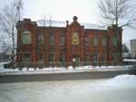 Библиотека имени А.П. Философовой