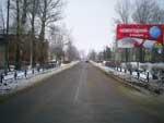 Улица Смольная, от СберБанка в сторону центральной автобусной остановки