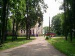 Усадище, особняк Философовых, парк (Бежаницы)
